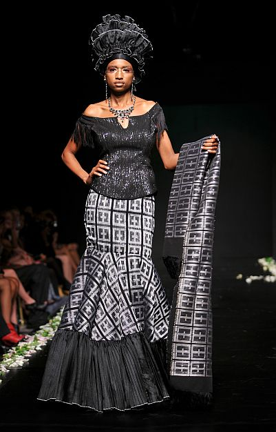 Zizi Cardow Couture Fashion Week Spring Summer 2010 Connecting Nigeria 39 S Fashion Industry