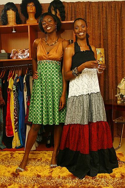 Zainab Isioma Style Me, Nigerias Stacy London & Clinton Kelly What Not to Wear Show