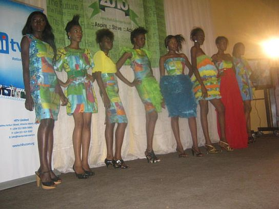 Models for House of Nwaocha The Future Awards Nominees Ball, A Night of Style and Substance!