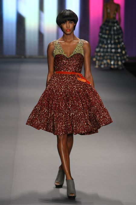 Jewel by Lisa Arise Nigerian Designers Rally for Haiti?