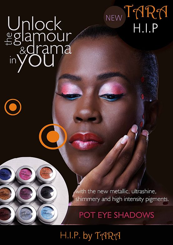 Tara Durotoye Industry Moves: Tara Fela Durotoye Launches H.I.P. Cosmetics