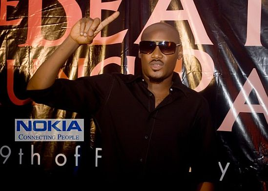 2Face BEAT FM 99.9 Launch Party (Video & Pictures)