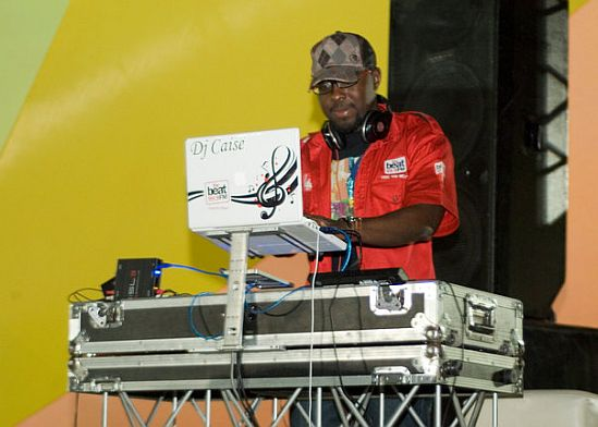 DJ Caise BEAT FM 99.9 Launch Party (Video & Pictures)