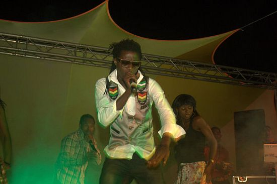 General Pype BEAT FM 99.9 Launch Party (Video & Pictures)