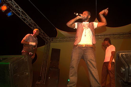 Ghetto P and Saucekid BEAT FM 99.9 Launch Party (Video & Pictures)