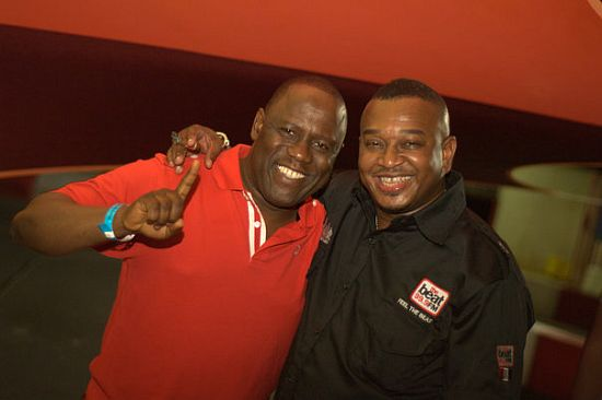 Kenny Ogunbe and Olisa BEAT FM 99.9 Launch Party (Video & Pictures)