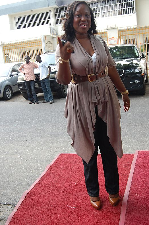 Tara HIP 2 Tara Fela Durotoye H.I.P. Cosmetics Launch Party (Red Carpet Pictures)