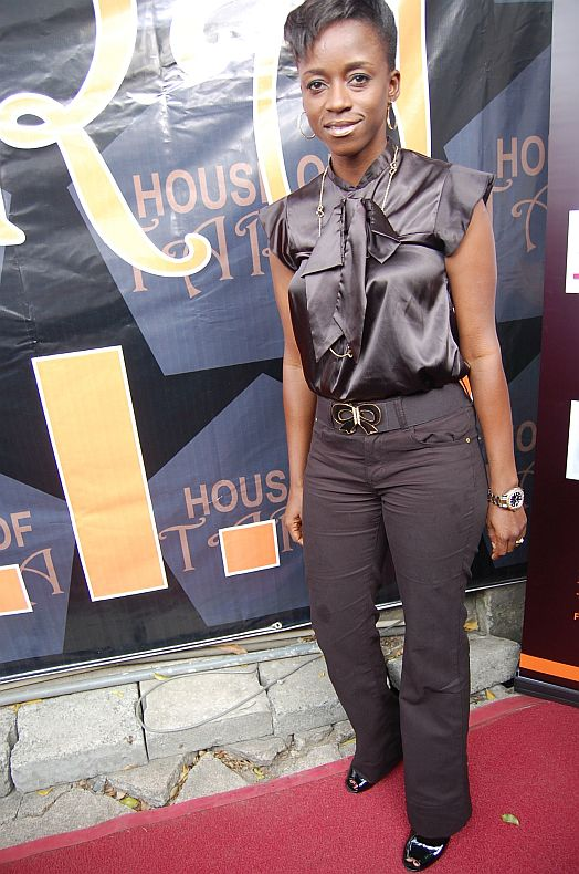 Tara HIP 3 Tara Fela Durotoye H.I.P. Cosmetics Launch Party (Red Carpet Pictures)