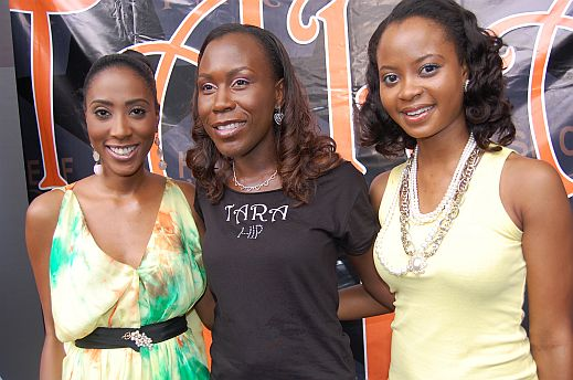 Tara HIP 5 Tara Fela Durotoye H.I.P. Cosmetics Launch Party (Red Carpet Pictures)