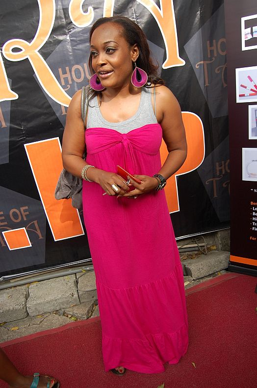 Tara HIP Tara Fela Durotoye H.I.P. Cosmetics Launch Party (Red Carpet Pictures)