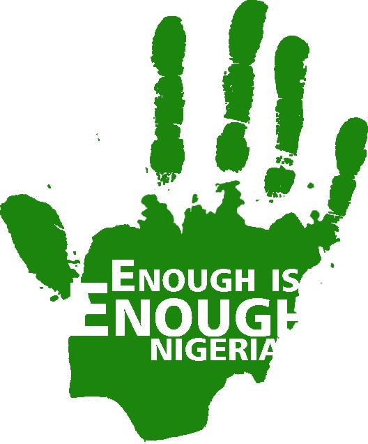 Enough is Enough FOR IMMEDIATE RELEASE: Enough is Enough 10 Point Demand to Goodluck Administration