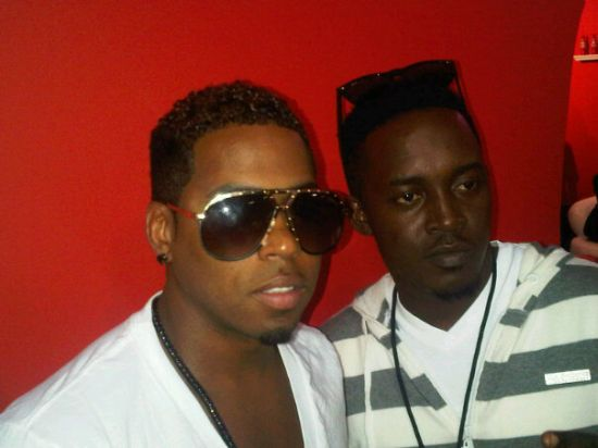 MI Bobby Valentino MI & P Square at the 2010 BET Awards PRE SHOW (Pictures)