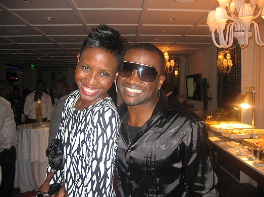 Uduak Peter MI & P Square at the 2010 BET Awards PRE SHOW (Pictures)
