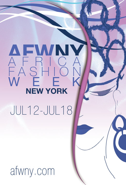 AFWNY Africa Fashion Week New York Finally Here + Schedule!