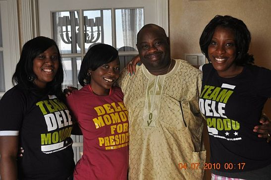 Dele Momodu 3 LadybrilleNigeria Exclusive: Dele Momodu Nigeria's Next Obama, Mr. President? (INTERVIEW)