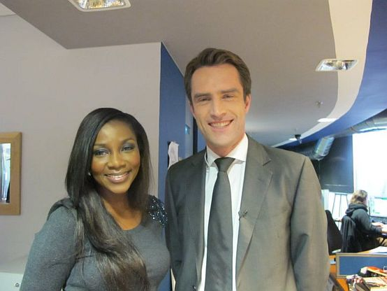 Genevieve Nnaji 4 Geneveive Nnaji is CNN's Connector of the Day (VIDEO)