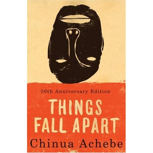 Ladybrille Exclusive: CHINUA ACHEBE, Things Fall Apart Author,