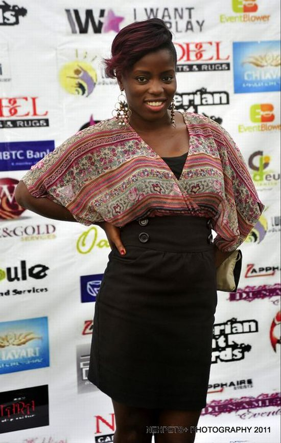 NEA Red Carpet 2 Red Carpet Pictures: Nigerian Event Awards 2011