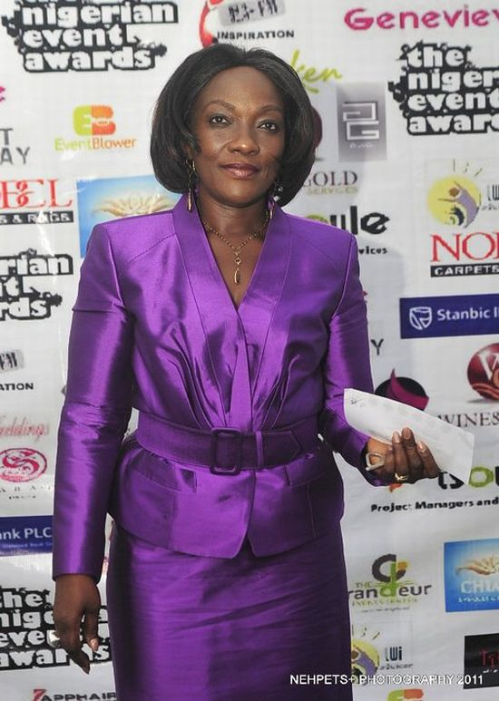 NEA Red Carpet 3 Red Carpet Pictures: Nigerian Event Awards 2011