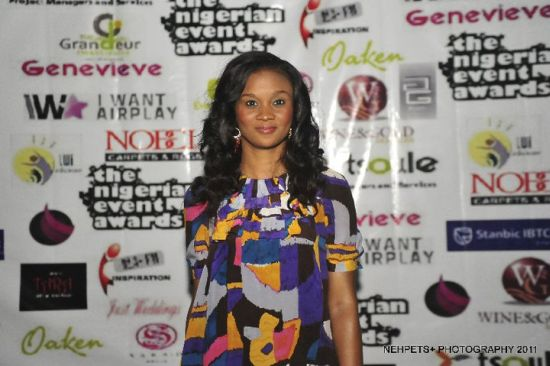 NEA Red Carpet 4 Red Carpet Pictures: Nigerian Event Awards 2011