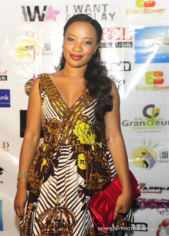 NEA Red Carpet 5 Red Carpet Pictures: Nigerian Event Awards 2011