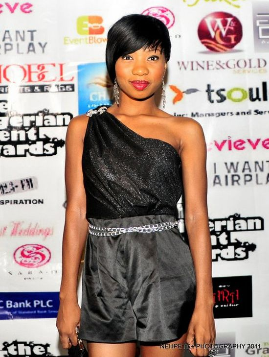 NEA Red Carpet 7 Red Carpet Pictures: Nigerian Event Awards 2011