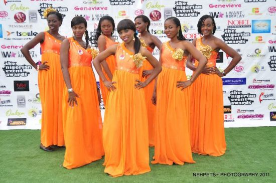 NEA Ushers 2 Red Carpet Pictures: Nigerian Event Awards 2011