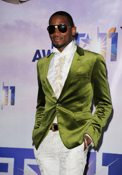 BET Awards DBanj Press Room 2 DBanj aka African Michael Jackson Glides onto BET Awards Red Carpet 2011 with that Naija Swag
