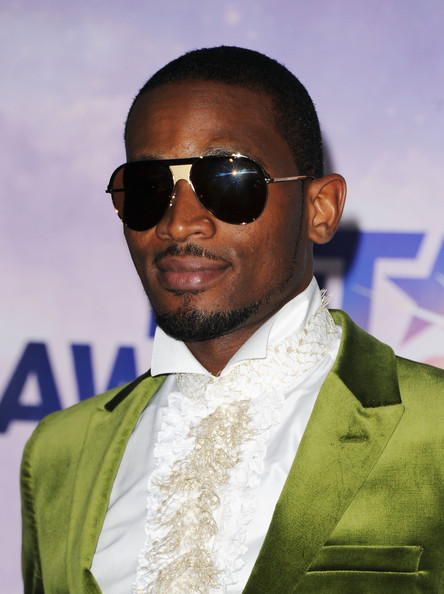 BET Awards Press Room D'Banj