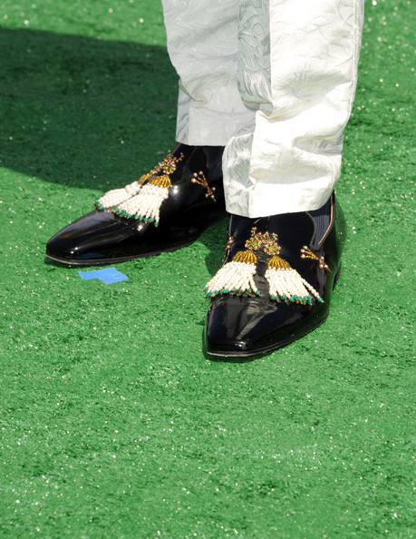 BET Red Carpet DBanj 11 DBanj aka African Michael Jackson Glides onto BET Awards Red Carpet 2011 with that Naija Swag