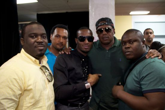 D Banj Master P BET Awards 2011 Photos: TuFace, DBanj, Fally Ipupa, Tiwa Savage, The Game