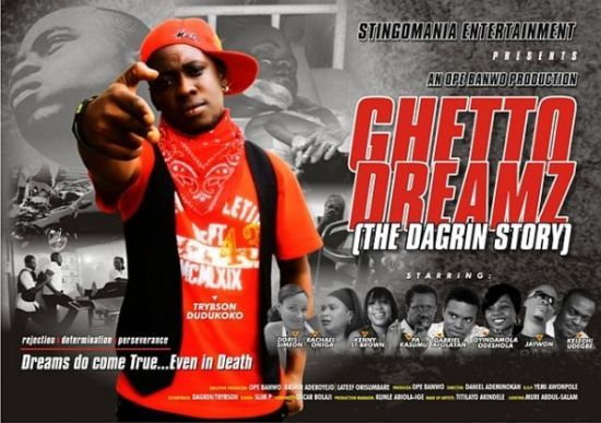 Da Grin Ghetto Dreamz Da Grin Ghetto Dreamz Birmingham UK Premiere (Video)