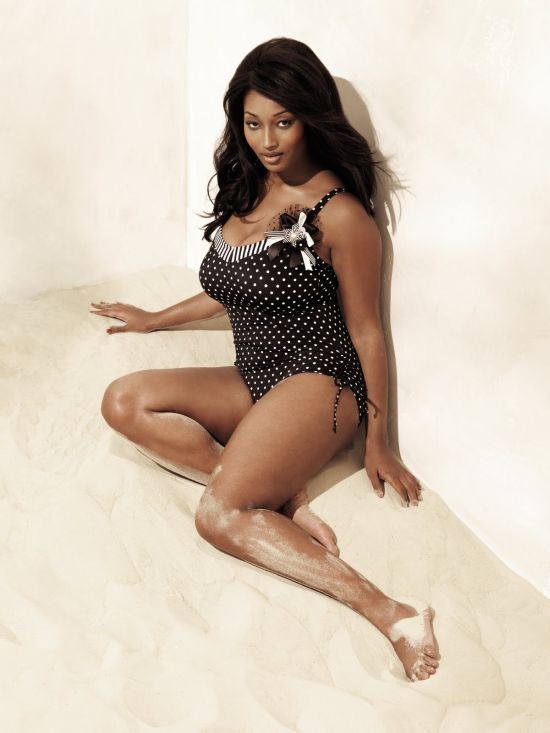 Toccara Jones Where are all the Plus Size Models in Nigeria?