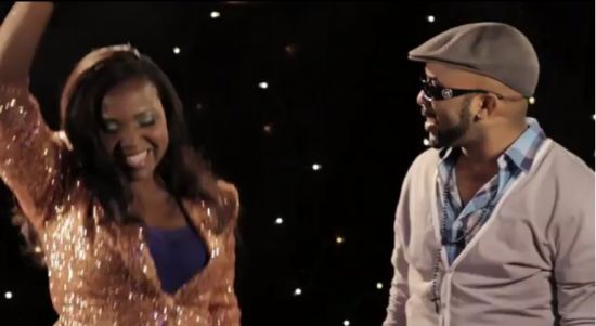 Banky W and Sasha P Video: Banky W and Sasha P Samsung Theme Song