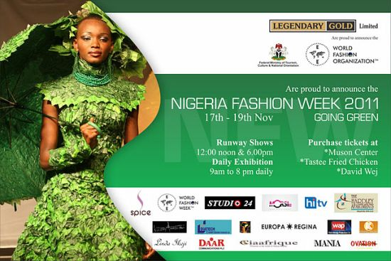 Nigeria Fashion Week Video: The Gay Fashion Scene of Nigeria in the Season Finale of VICEs Fashion Week Internationale