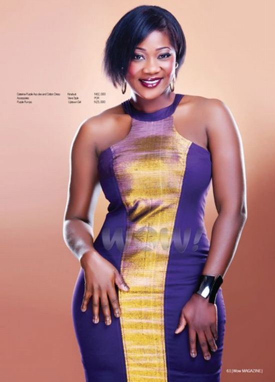 Mercy Johnson WOW Magazine 3 WOW! Mercy Johnson Brings DANGEROUS CURVES Back in WOW! Magazine December Issue