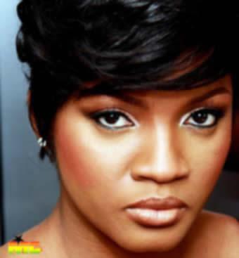 Omotola Nollywood: Omotola Jalade Ekeinde Left Stranded in Middle of Atlantic Ocean for 45 Minutes