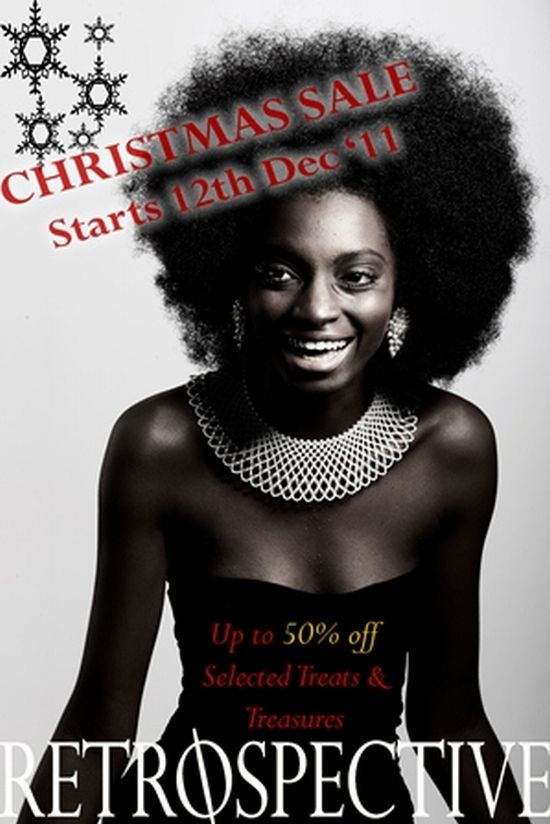 Retrospective Christmas Sales_Flyer