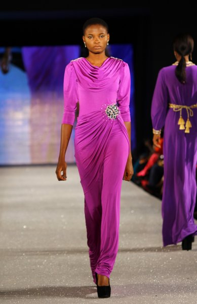 Arise Magazine Fashion Week Lagos 2012 - House of Farrah 6