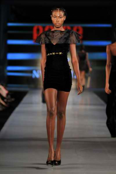 Arise Magazine Fashion Week Lagos 2012 - House of Nwocha