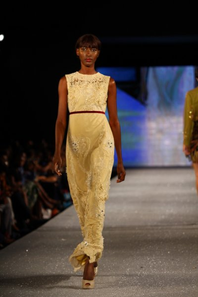 Arise Magazine Fashion Week Lagos 2012 Lanre Da Silva Ajayi 8 Lanre Da Silva Ajayi Best Looks  Arise Magazine Fashion Week Lagos 2012   #AMFW #NigerianFashion