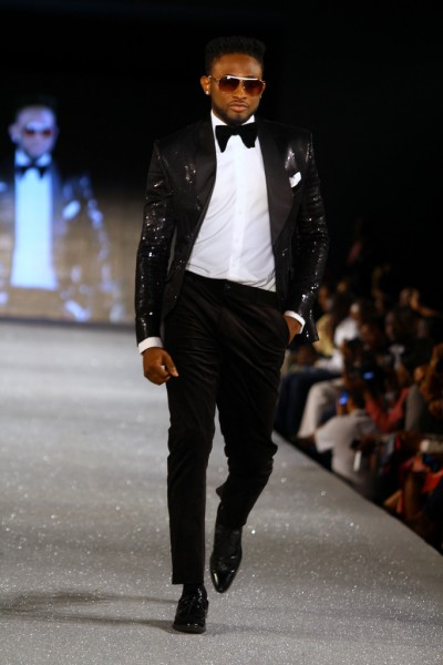Arise Magazine Fashion Week Lagos 2012 - Mai Atafo