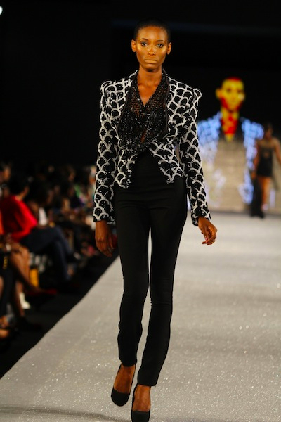 Arise Magazine Fashion Week Lagos 2012 - Toju Foyeh 4