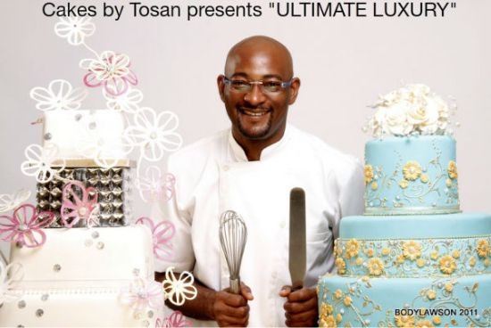 Cakes by Tosan Presents Ultimate Luxury