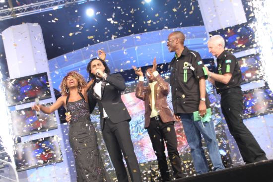Mercy Chinwo estatic after being announced as the new Nigerian Idol