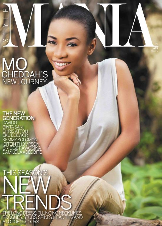 Mo'Cheddah Stylemania Magazine New Generation