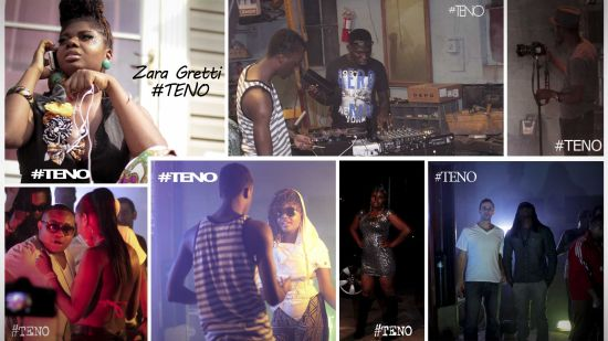 Zaragretti TENO Video Shoot Teaser