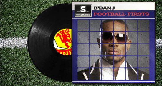DBanj Football First
