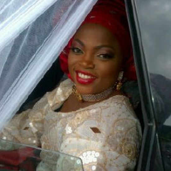 Funke Akindeke Weds 4c Celebrity Weddings: (Pictures) Funke Akindele Weds!