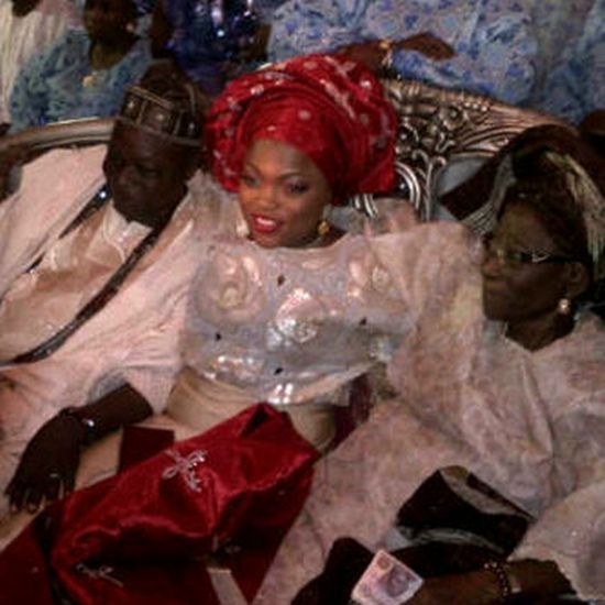 Funke Akindele Weds 4 Celebrity Weddings: (Pictures) Funke Akindele Weds!